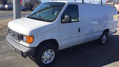 2007 Ford E-Series Cargo for sale in Laurel, DE