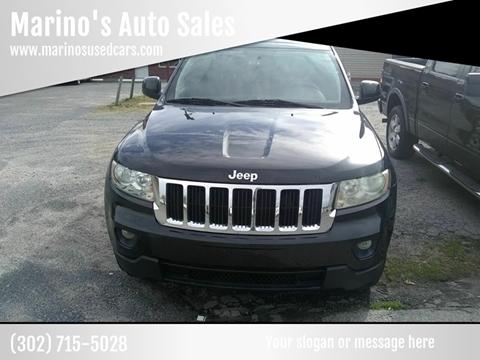 2011 Jeep Grand Cherokee for sale at Marino's Auto Sales in Laurel DE