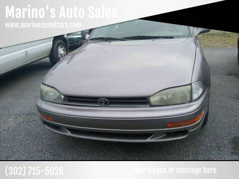 1992 Toyota Camry LE V6 for sale at Marino's Auto Sales in Laurel DE