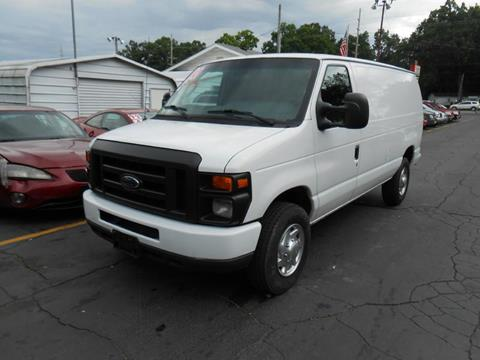 2010 Ford E-Series Cargo for sale in Mishawaka, IN