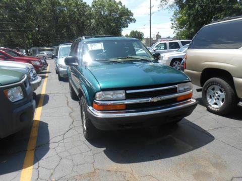 1998 Chevrolet Blazer for sale in Mishawaka, IN