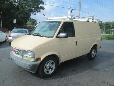 2003 GMC Safari Cargo for sale in Mishawaka, IN