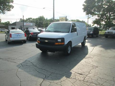 2013 Chevrolet Express Cargo for sale in Mishawaka, IN