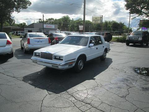 1988 Chrysler New Yorker for sale in Mishawaka, IN
