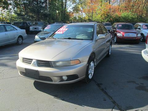 2002 Mitsubishi Galant for sale in Mishawaka, IN