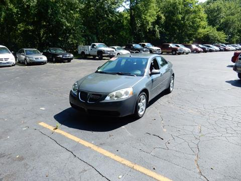 2008 Pontiac G6 for sale in Mishawaka, IN
