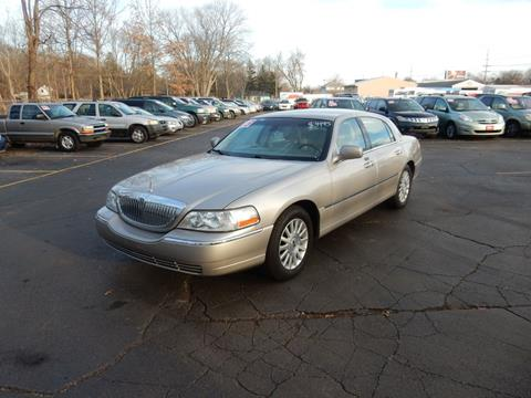 Lincoln Town Car For Sale In Hillsboro Oh Carsforsale Com
