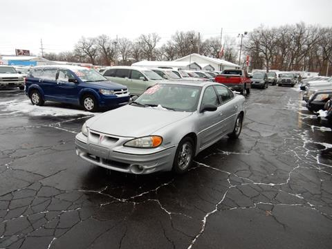 2003 Pontiac Grand Am for sale in Mishawaka, IN