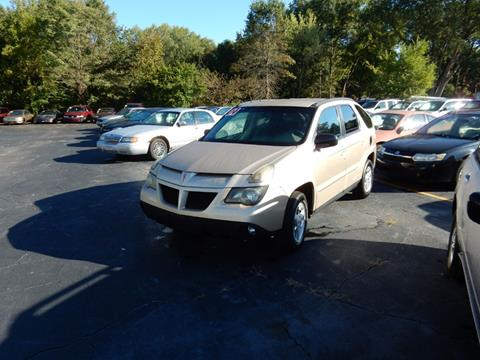 2004 Pontiac Aztek for sale in Mishawaka, IN