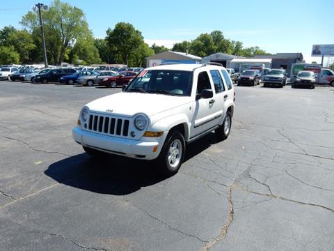 2007 Jeep Liberty for sale in Mishawaka, IN