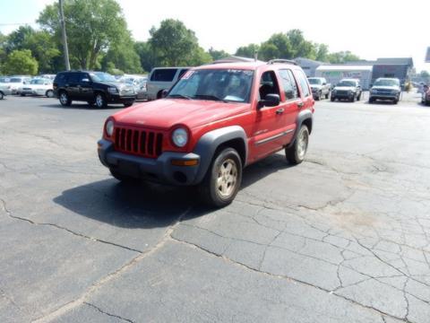 2003 Jeep Liberty for sale in Mishawaka, IN