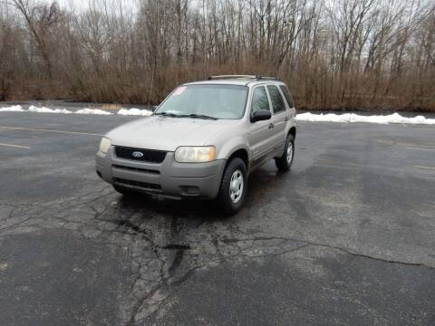 2001 Ford Escape XLS for sale at Header's Auto in Mishawaka IN