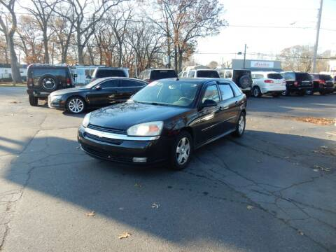 2005 Chevrolet Malibu Maxx LT for sale at Header's Auto in Mishawaka IN