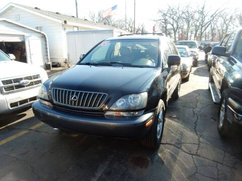 2000 Lexus RX 300 for sale at Header's Auto in Mishawaka IN