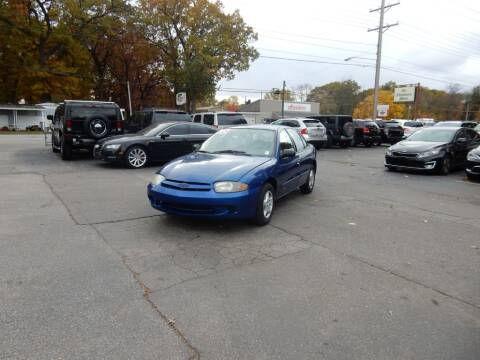 2005 Chevrolet Cavalier for sale at Header's Auto in Mishawaka IN