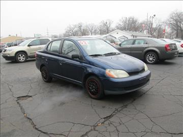 2002 Toyota ECHO for sale in Mishawaka, IN