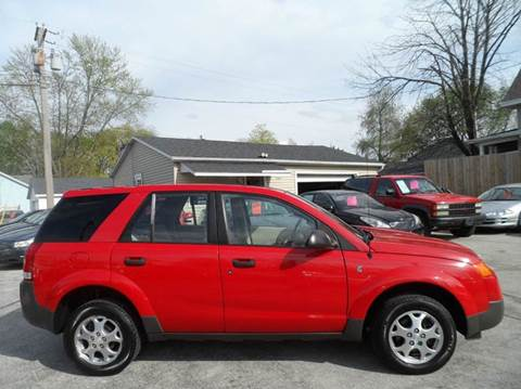 2002 Saturn Vue for sale in Bloomington, IL