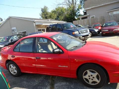 2001 Pontiac Sunfire for sale in Bloomington, IL