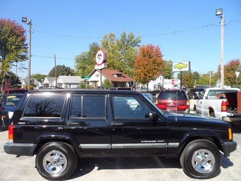2001 Jeep Cherokee for sale in Bloomington, IL