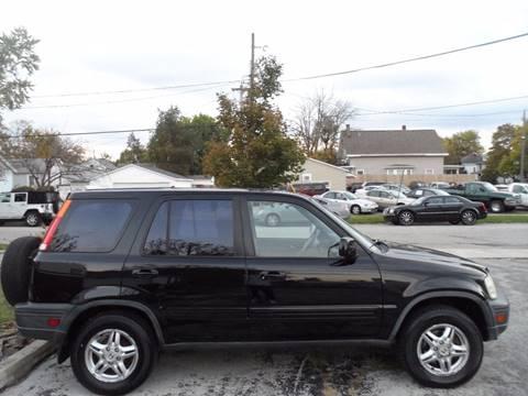 2000 Honda CR-V for sale in Bloomington, IL