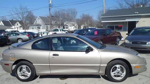 2004 Pontiac Sunfire for sale in Bloomington, IL