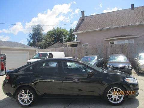 2013 Dodge Dart for sale at Auto's 4 Less Inc. in Bloomington IL