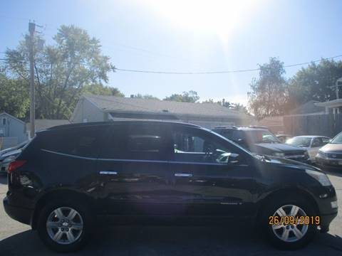2009 Chevrolet Traverse for sale at Auto's 4 Less Inc. in Bloomington IL