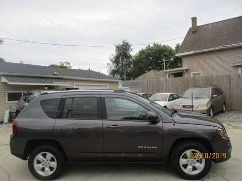 2017 Jeep Compass for sale in Bloomington, IL