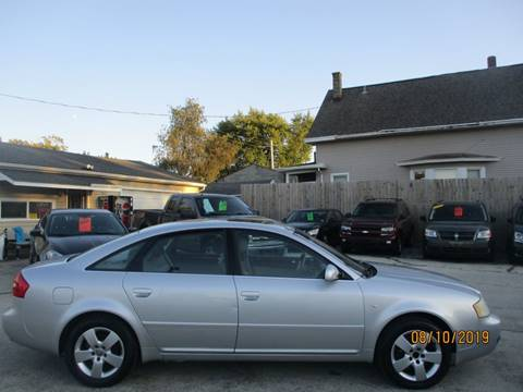 2003 Audi A6 for sale at Auto's 4 Less Inc. in Bloomington IL