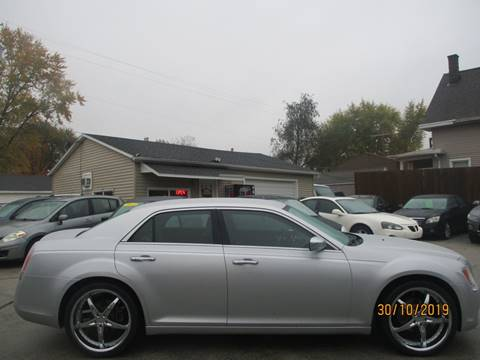 2012 Chrysler 300 for sale at Auto's 4 Less Inc. in Bloomington IL