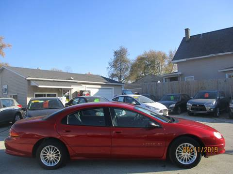 2002 Chrysler Concorde for sale at Auto's 4 Less Inc. in Bloomington IL