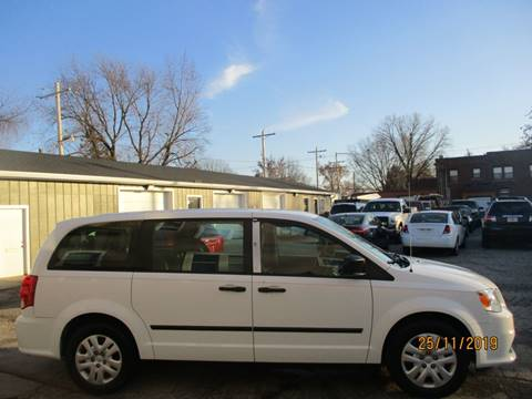 2014 Dodge Grand Caravan for sale at Auto's 4 Less Inc. in Bloomington IL