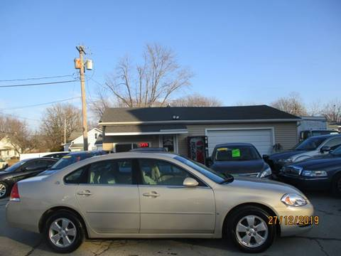 2008 Chevrolet Impala for sale at Auto's 4 Less Inc. in Bloomington IL