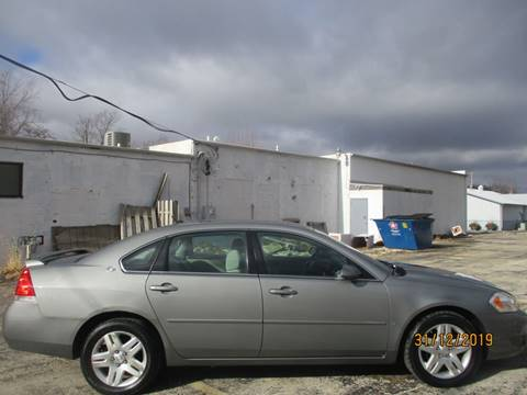 2007 Chevrolet Impala for sale at Auto's 4 Less Inc. in Bloomington IL