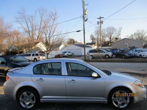 2010 Chevrolet Cobalt for sale at Auto's 4 Less Inc. in Bloomington IL