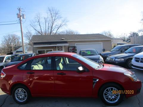 2008 Ford Focus for sale at Auto's 4 Less Inc. in Bloomington IL