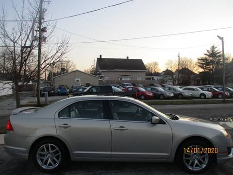 2010 Ford Fusion for sale at Auto's 4 Less Inc. in Bloomington IL