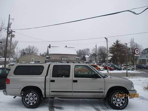 2004 Chevrolet S-10 for sale at Auto's 4 Less Inc. in Bloomington IL