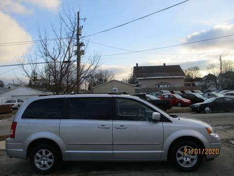 2010 Chrysler Town and Country for sale at Auto's 4 Less Inc. in Bloomington IL