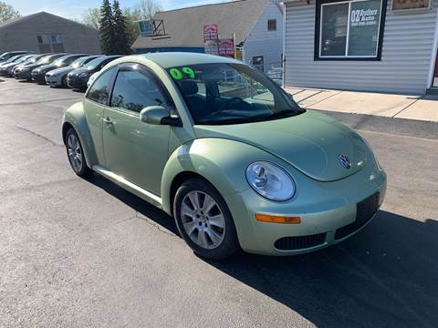 2009 Volkswagen New Beetle for sale in Webster, NY