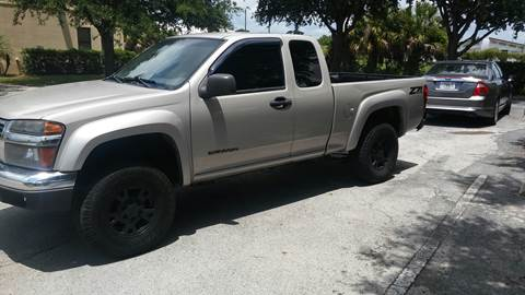 2004 GMC Canyon for sale in Plant City, FL