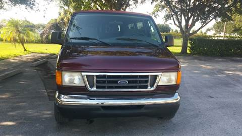 2004 Ford E-Series Wagon for sale in Plant City, FL