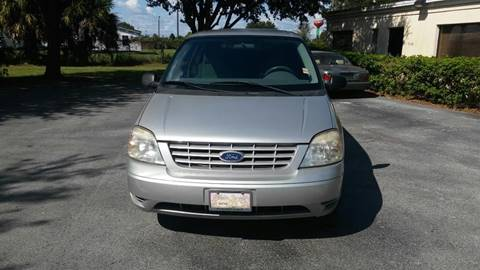 2004 Ford Freestar for sale in Plant City, FL