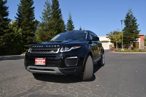 2016 Land Rover Range Rover Evoque for sale in Rocklin, CA