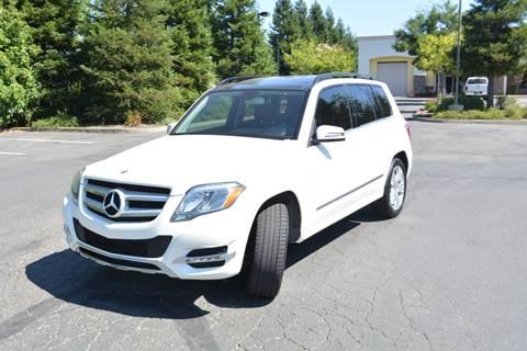 2013 Mercedes Benz GLK For Sale In Rocklin, CA