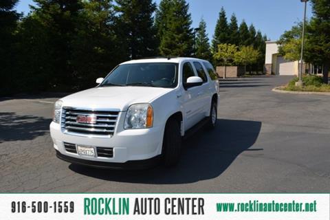 2010 GMC Yukon for sale in Rocklin, CA