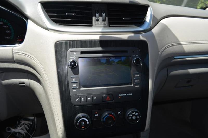 2016 Chevrolet Traverse LT 4dr SUV w/1LT - Rocklin CA