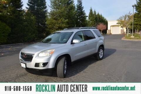 2009 Saturn Outlook for sale in Rocklin, CA