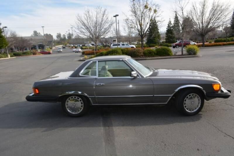 1978 Mercedes-Benz 450-Class  - Rocklin CA