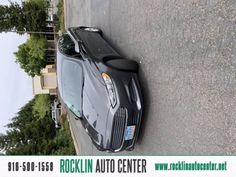 2016 Ford Fusion S 4dr Sedan - Rocklin CA